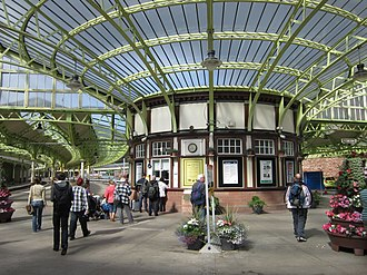 Wemyss Bay - Wemyss Bay Railway Station