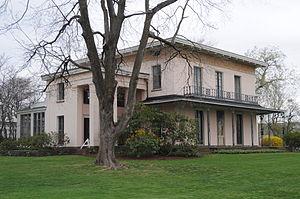 National Register of Historic Places listings in Middletown, Connecticut - Image: Wesleyan University Davison Art Center 02