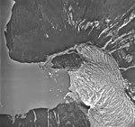 West Twin Glacier, terminus of valley glacier, August 27, 1968 (GLACIERS 6315).jpg