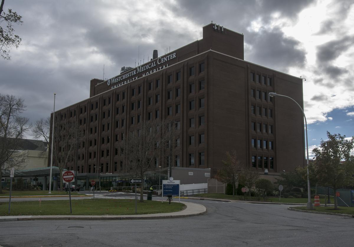Westchester Medical Center - Wikipedia