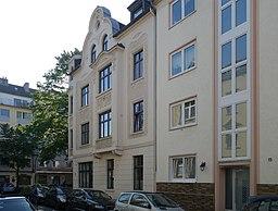 Wetterstraße in Düsseldorf