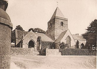 Whitekirk and Tyninghame - 'The White Kirk' 1893