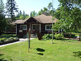 Whiteshell Provincial Park - The Whiteshell Natural History Museum