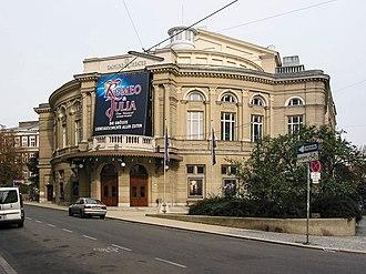 Raimund Theater - Image: Wien Raimundtheater