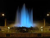 Wien - Hochstrahlbrunnen bei Nacht - blau.jpg