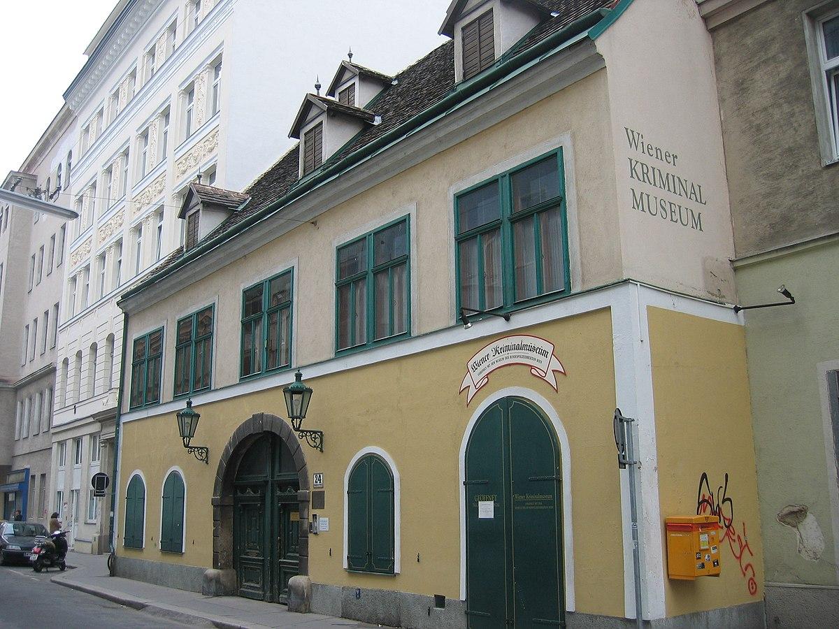 Wiener Kriminalmuseum Wikipedia