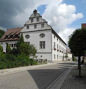 Wiesensteig - Wiesensteig - Castle of Helfenstein (1551)