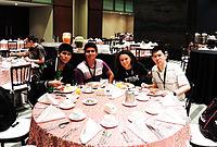 Wikimanía 2015 - Day 3 - Breakfast - LMM - México D.jpg