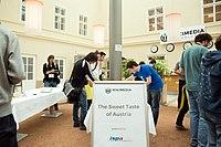 Wikimedia Hackathon Vienna 2017-05-20 The Sweet Taste of Austria 02.jpg