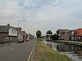 Wildervank, straatzicht met ophaalbruggen foto2 2011-05-09 15.49.JPG