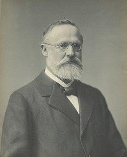 Wilhelm Heinrich Erb German neurologist