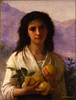 William Adolphe Bouguereau - Girl Holding Lemons - Google Art Project.jpg