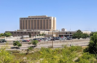 William Beaumont Army Medical Center Hospital in Texas, United States