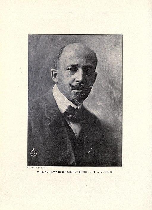 William Edward Burghardt Du Bois 0266