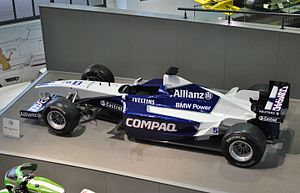 Williams FW23 - Image: Williams F1 BMW FW23 05 a
