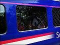 Window on the world. Waiting train, Scotrail, Strath Carron station. - panoramio.jpg