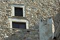 Windows in the castle, nearby Venetian museum, Chora of Naxos 110216.jpg