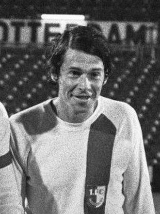 Wolfgang Abraham - Wolfgang Abraham in 1973