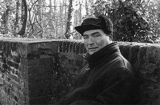 Wolfgang Flür former member of Kraftwerk