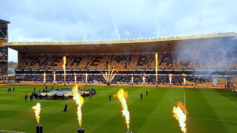 File:Wolverhampton Wanderers F.C. EFL Championship, Molineux Stadium.jpg