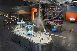 Children's Museum of Cleveland - Image: Wonder Lab