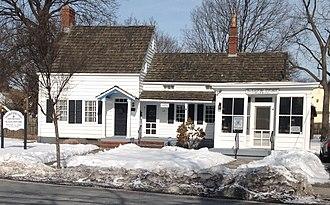Hillside, New Jersey - Woodruff House