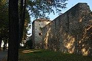 WrNeustadt Stadtmauer Rabenturm 01
