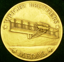 Wright bros medal.png