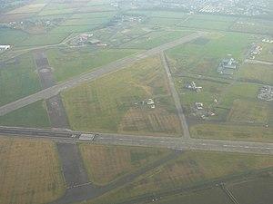 RAF Ballykelly - Image: Wrong Airport geograph.org.uk 594966