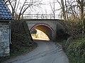 Wuppertal, Brücke Am Sandfeld, von NO.jpg