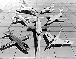 List of experimental aircraft