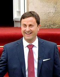 Xavier Bettel Royal Wedding 2012 cropped.jpg
