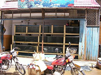 Xiachuan Island - Live seafood in seafood restaurant