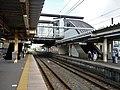 Yachimata Station Platform 201807.jpg