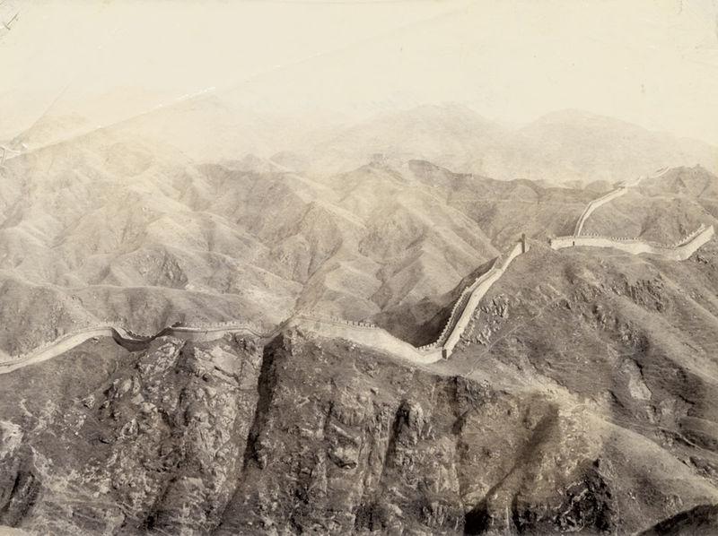 File:Yamamoto Sanshichiro Chinese Wall 1890s.jpg