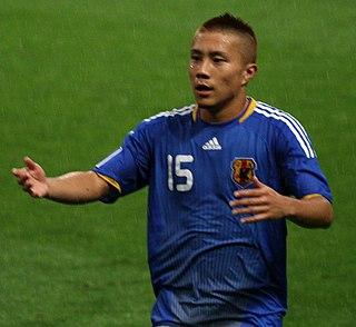 Michihiro Yasuda Japanese footballer