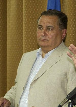 Yevhen Marchuk - Yevhen Marchuk in August 2004