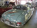 Ypsilanti Automotive Heritage Museum August 2013 22 (1952 Hudson Hornet stock car).jpg