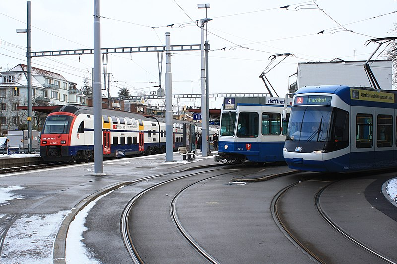 File:Zürich - Tiefenbrunnen Bahnhof IMG 7867.JPG