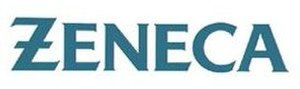Zeneca - Image: Zeneca logo