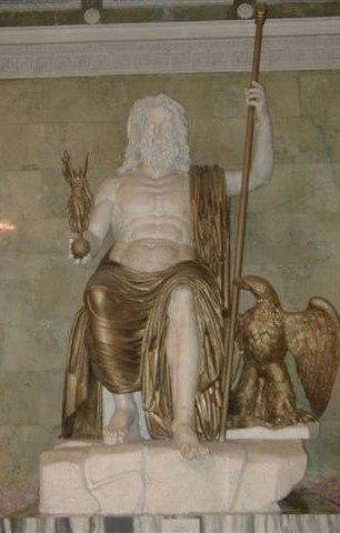 Zeus Hermitage St. Petersburg 20021009