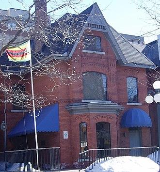 Foreign relations of Zimbabwe - Embassy of Zimbabwe in Ottawa