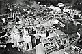 Wieluń town center after German Luftwaffe bombing on morning of 1 September 1939
