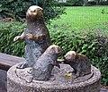 Zoo Karlsruhe, Biberskulptur.jpg