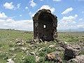 Zoravar (Gharghavank) Monastery, Church1.JPG