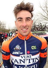 Zottegem - Driedaagse van De Panne-Koksijde, etappe 2, 1 april 2015, vertrek (A053).JPG