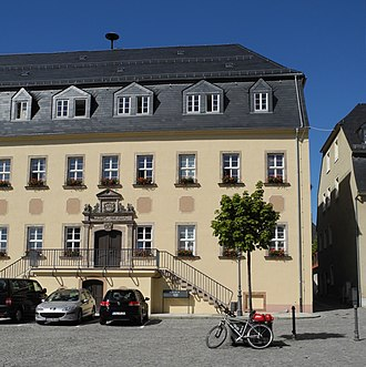 Zschopau - Zschopau - New Town hall