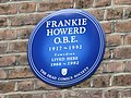 """Blue Plaque"" re Frankie Howerd OBE - geograph.org.uk - 849780.jpg"