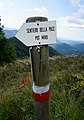 """""""Pot miru"""" Markierung in Tolmin, Slowenien, EU.jpg"""