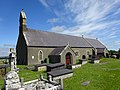 'Blue Sky' at St Peter's Church, Newborough, Ynys Mon, Wales 16.jpg